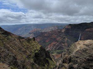 beau paysage d'Hawaii