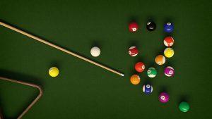 Un snooker dans votre salon ou salle à manger