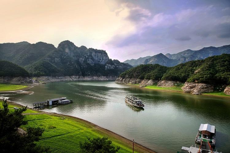Une échappée belle dans les sites naturels de la Corée